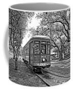 Rollin' Thru New Orleans 2 Bw Coffee Mug