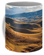 Rolling Foothills And The Bighorn Mountains Coffee Mug