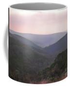 Rolling Hill Country Coffee Mug by Felipe Adan Lerma