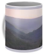 Rolling Hill Country Panorama Coffee Mug