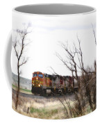 Rolling Into View Coffee Mug
