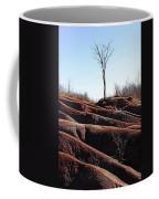 Rolling Red Badlands Coffee Mug