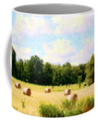 Rolling The Hay Coffee Mug