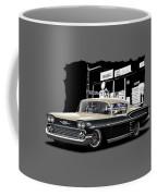 Rolling Through Coffee Mug
