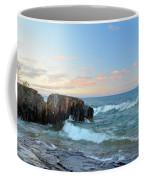 Rolling Waves On Superior Coffee Mug