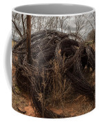 Rolls Of Barbed Wire Coffee Mug
