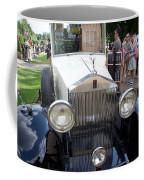 Rolls Royce Ice Cream Car  Coffee Mug
