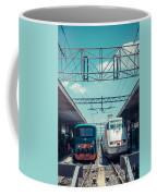 Roma Termini Railway Station Coffee Mug