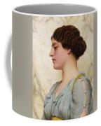 Roman Beauty Coffee Mug