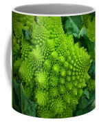 Roman Cauliflower Coffee Mug