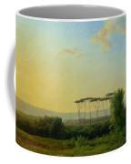 Roman Countryside Coffee Mug by Pierre Henri de Valenciennes