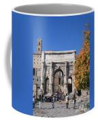 Roman Fall  Coffee Mug