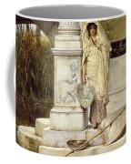 Roman Fisher Girl Coffee Mug