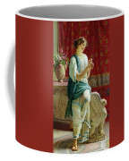 Roman Girl Coffee Mug