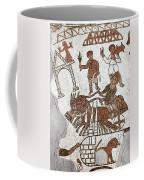 Roman Mosaic: 5th Century Coffee Mug