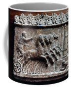 Roman Relief: Chariot Race Coffee Mug