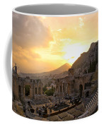 Roman Theater In Taormina IIi Coffee Mug