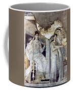 Roman Toilette Scene Coffee Mug