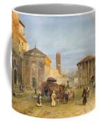 Roman Veduta Coffee Mug