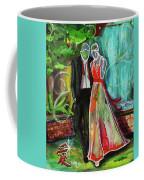Romance Each Other Coffee Mug by TM Gand