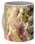 Romance In Pink And Green Coffee Mug