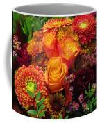 Romance Of Autumn Coffee Mug