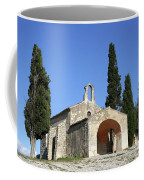 Romanesque Chapel Saint Sixte  Coffee Mug