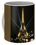 Romantic Night In Paris Coffee Mug