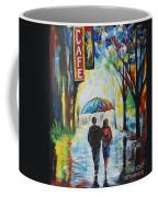 Romantic Night Out Coffee Mug