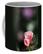 Romantic Rose Bud Coffee Mug