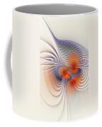 Romantic Sensual Lines Coffee Mug