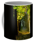 Romantic Sidewalk Coffee Mug