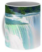 Romantic Skies Niagara Falls 2  Coffee Mug