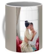 Romantic Victorian Couple Coffee Mug