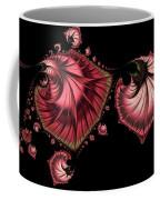 Romantically Jewelled Abstract Coffee Mug