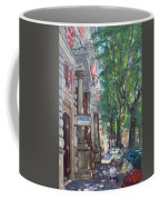 Rome A Small Talk By Barbiere Mario Coffee Mug
