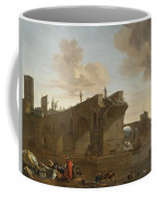 Rome. A View Of The Ponte Rotto Coffee Mug