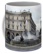 Rome Italy Fountain  Coffee Mug