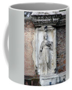 Rome Italy Statue Coffee Mug