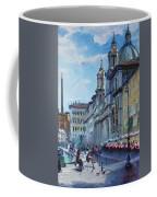 Rome Piazza Navona Coffee Mug