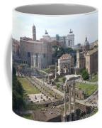 Rome The Old New World Coffee Mug