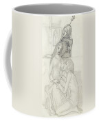Romeo And Juliet, With Friar Lawrence Coffee Mug