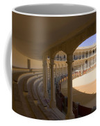 Ronda Bullring The Real Maestranza De Caballeria  Coffee Mug