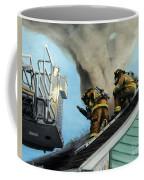 Roof Is Open Coffee Mug