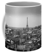 Roof Of Paris. France Coffee Mug