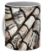 Roof Tile Abstract Coffee Mug