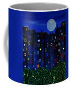 Roof Top View Coffee Mug