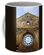 Roofless Church Abbazia Di San Galgano Coffee Mug
