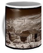 Rooflines Bodie Ghost Town Coffee Mug