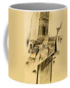 Roofs And Steeple Coffee Mug